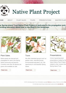 1_Native Plant Project